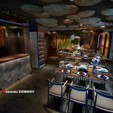 餐厅设计 | 隐藏在北京城的名家小馆——川府酒家_3388740