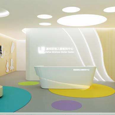 儿童眼科医院设计_3388883