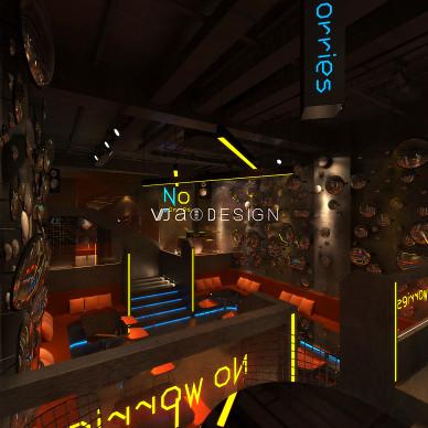 酒吧 No Worris_3389619