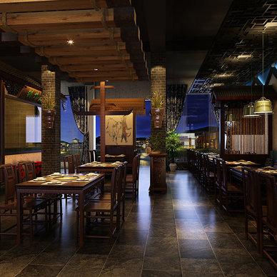 土牛屯民俗中餐厅-大理专业中餐厅设计公司_3396641