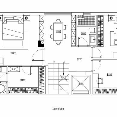 [ 极 简 ] 轻快干净的设计,筑就舒怡空间_3405200