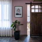 处女座的法式风格复式厨房设计