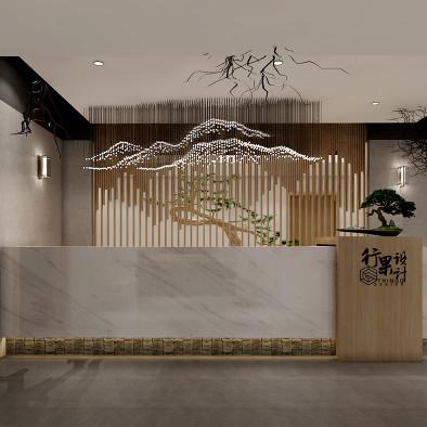 中式禅意商业空间