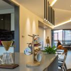 二居现代简约厨房设计