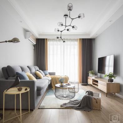 傅晓-暖暖的北欧新房