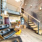 二居工业风客厅设计