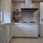 住宅三居北欧厨房设计