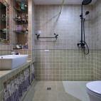 住宅三居北欧卫浴设计