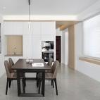 三居现代餐厅设计效果图