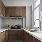 住宅三居现代厨房设计
