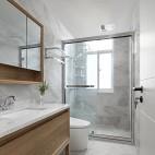 三居现代卫浴设计