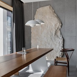 简美设计餐厅设计