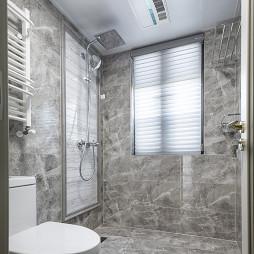 时尚精致现代卫浴设计图