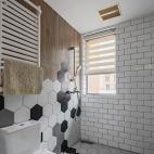 法式二居卫浴设计