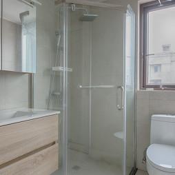 温馨北欧卫浴设计