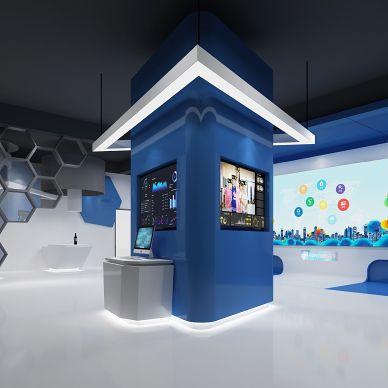 青岛信息技术孵化基地展示中心_3439158