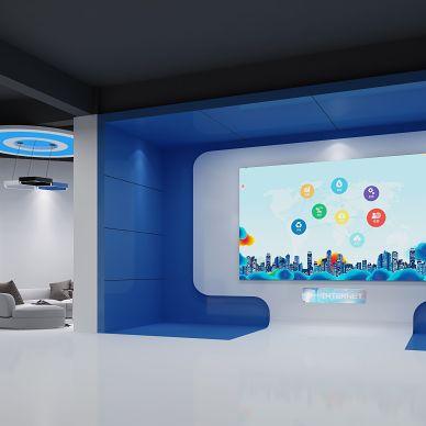 青岛信息技术孵化基地展示中心_3439160