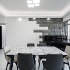 简约三居餐厅设计