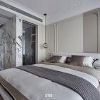 现代法式主卧室设计图片