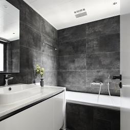 现代小户型卫浴设计