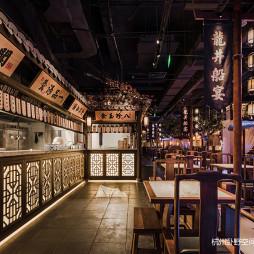 「綠茶」中餐廳設計