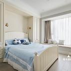 240㎡简美卧室设计