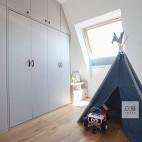 180㎡复式儿童房设计