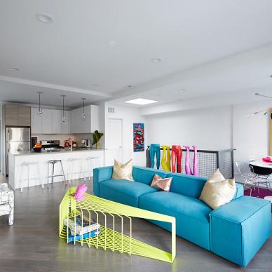 缤纷色彩--工作室上的居家生活_3452462