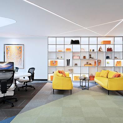 珠海+时尚奢侈品贸易公司写字楼