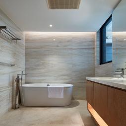 新中式素雅卫浴设计