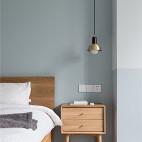 淳朴日式卧室吊灯设计