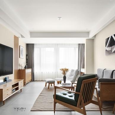 一野设计—龙湖时代天街 | 140m² | 日式风格_3474613