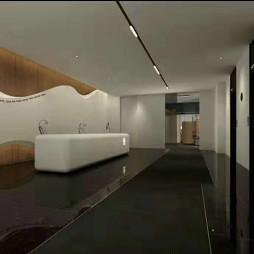 外贸办公室空间设计_3479645