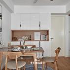 木楠舍北欧餐厅设计