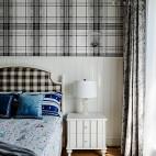 600平复式住宅儿童房设计图片