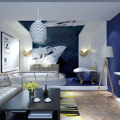 海洋主题酒店设计_3495224