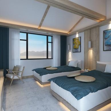 大理民宿酒店设计_3495297