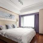 现代 三居卧室设计图片