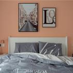 哈勃岛の夏天北欧风卧室设计