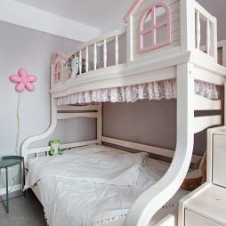 92㎡现代北欧儿童房设计
