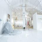泰州婚纱店婚纱区设计图片