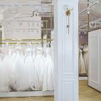 泰州婚纱店婚纱展示柜设计图