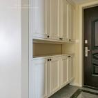 极致大美玄关储物柜设计图