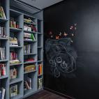 如果我家也有这样的天井书房,我才不出门_3509547