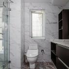 现代大理石卫浴设计图