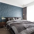 138㎡现代简约卧室设计图