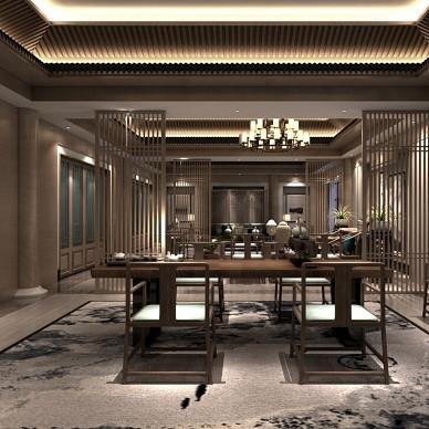 新中式办公——【禅意办公室】_3524371