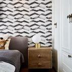 主卧室床头背景图片