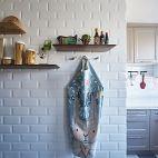 厨房置物架实木