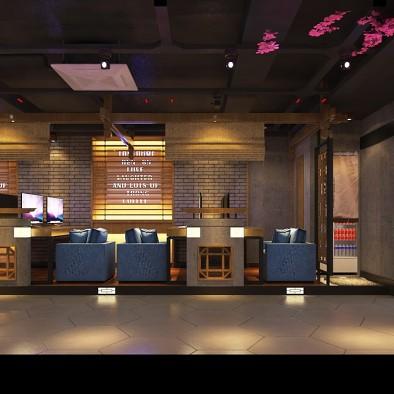 哈尔滨网咖 网吧 设计-精品中式网咖